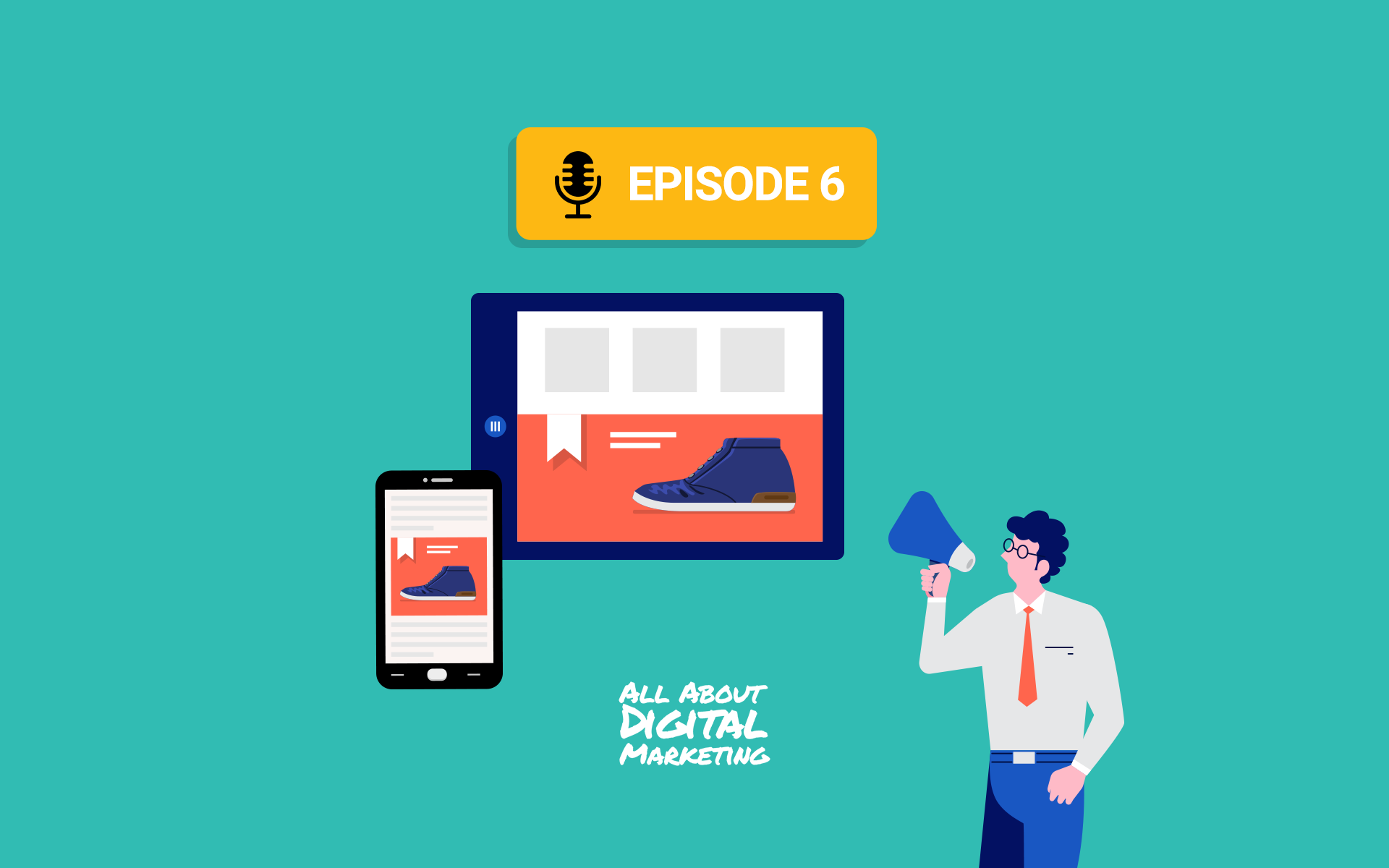 Ep.6 – Chris Talks About Why You Need A Professional Website Design