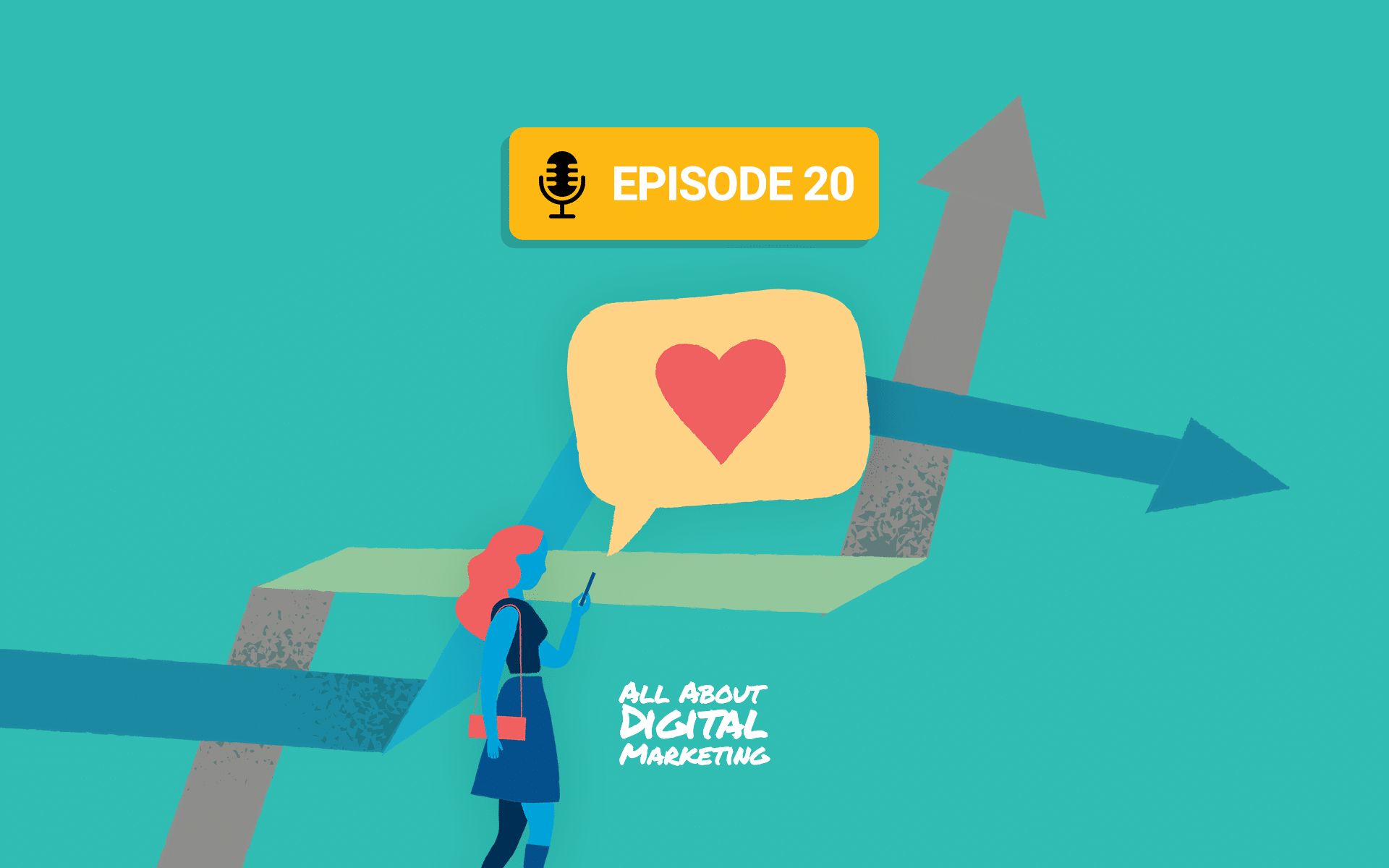 Ep.20 – Product Dev, Welcoming Bad Feedback, and YouTube Marketing with Briona Gallagher