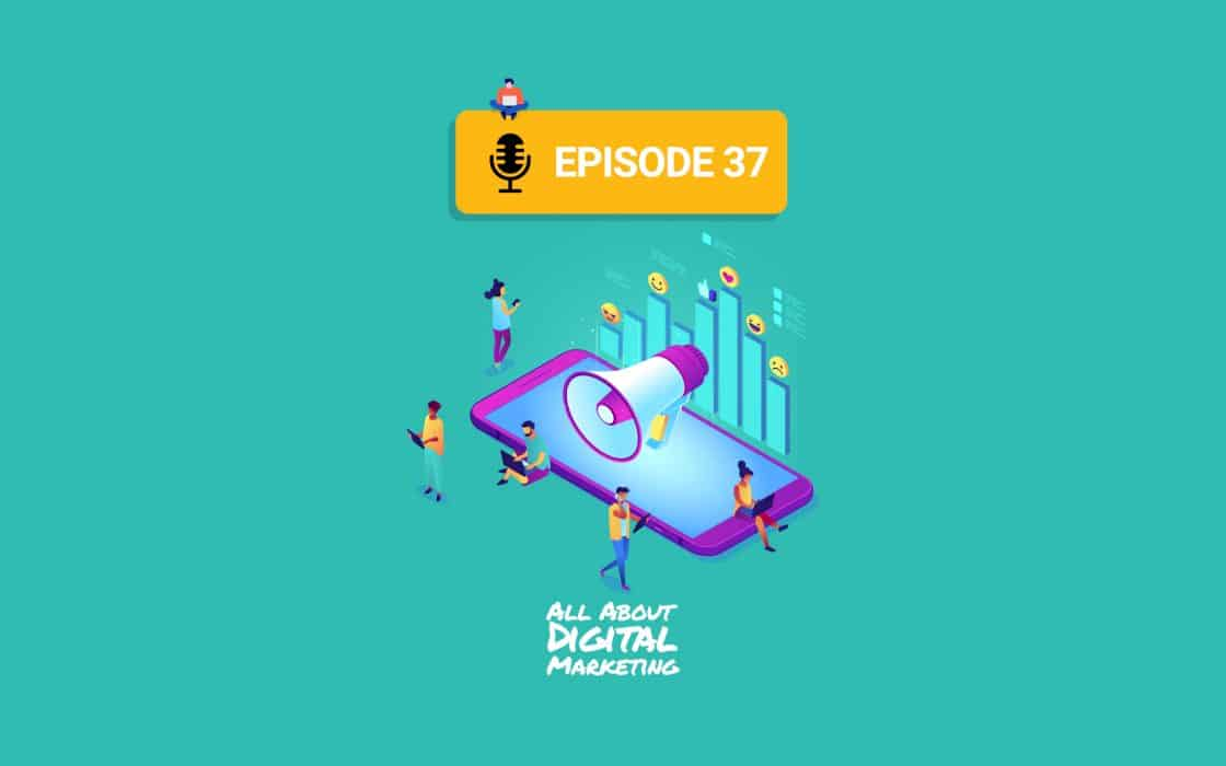 Ep.37 - Social Media, Content Marketing, SEO and So Much More with Olga Andrienko