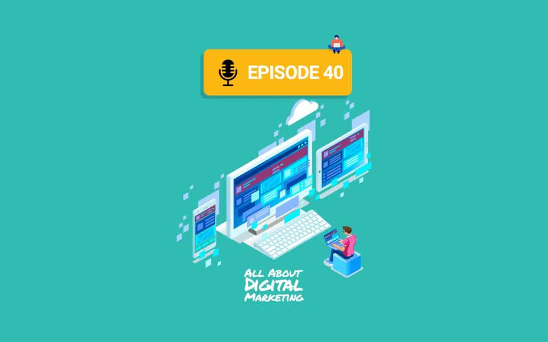 Ep.40 – Website and Niches with Jeff White