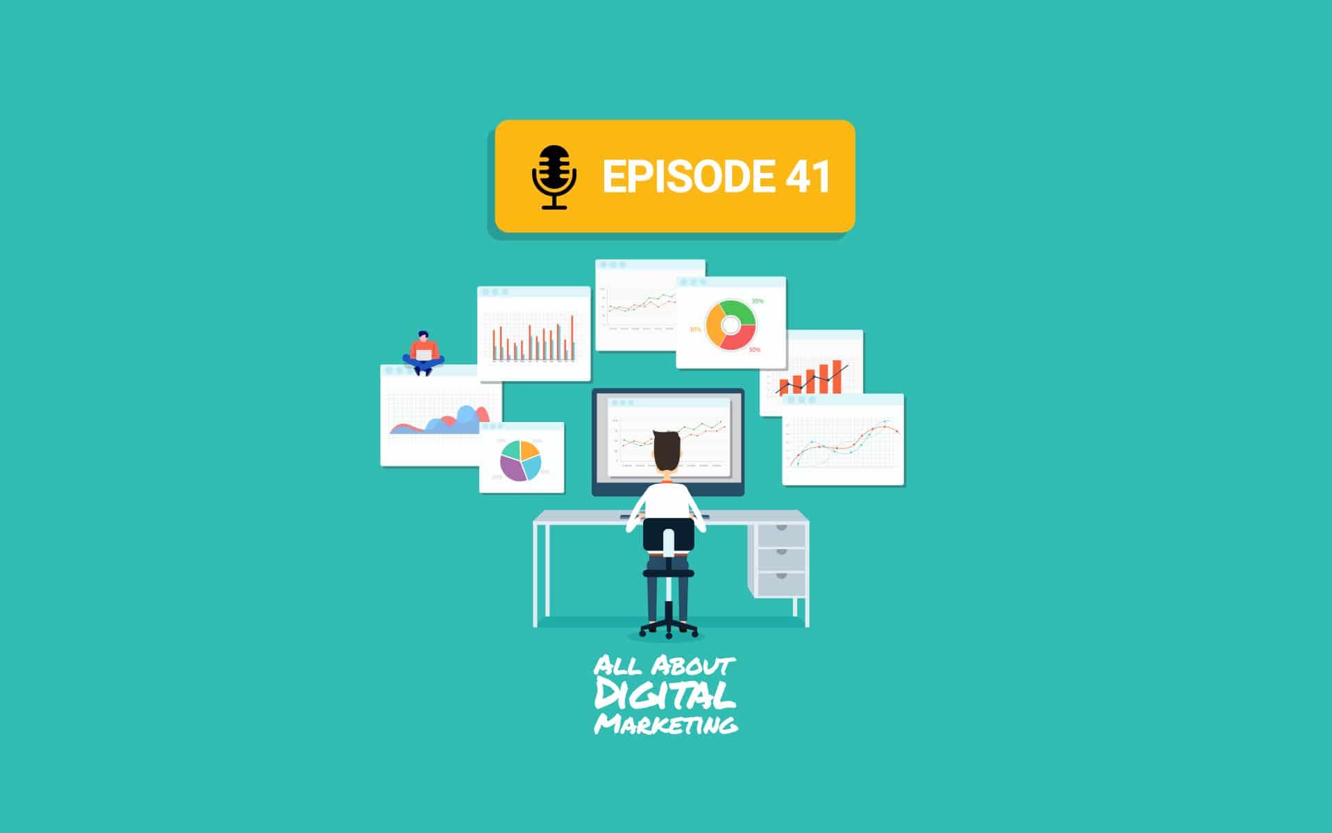Ep.41 – Analytics, Predictive Marketing and More with John Wall