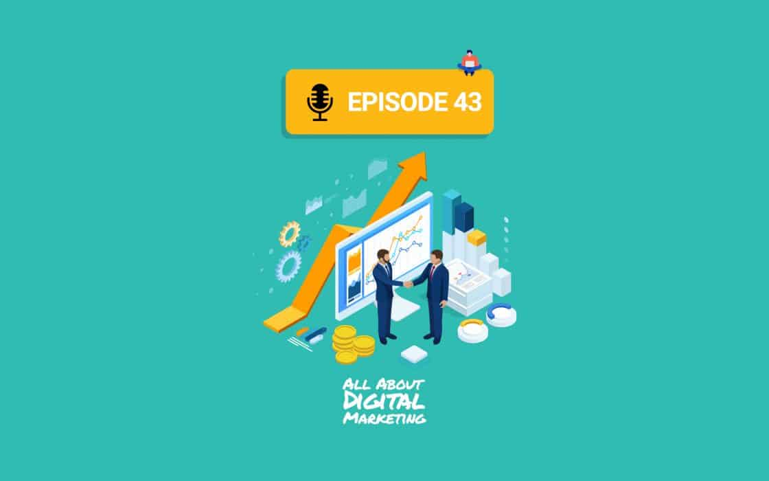 Episode 43 - B2B and Niche Marketing with Anna Raynes