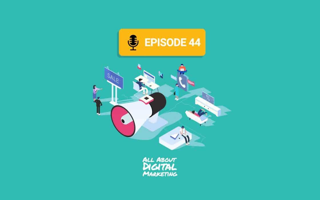 Episode 44 Digital PR & Communication With Lee Caraher