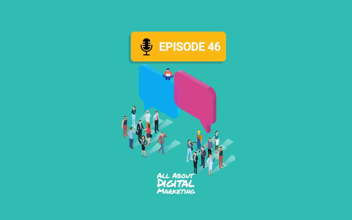 Episode 46 - Growing A Community Through Communication with Fernando Angulo from SEM Rush