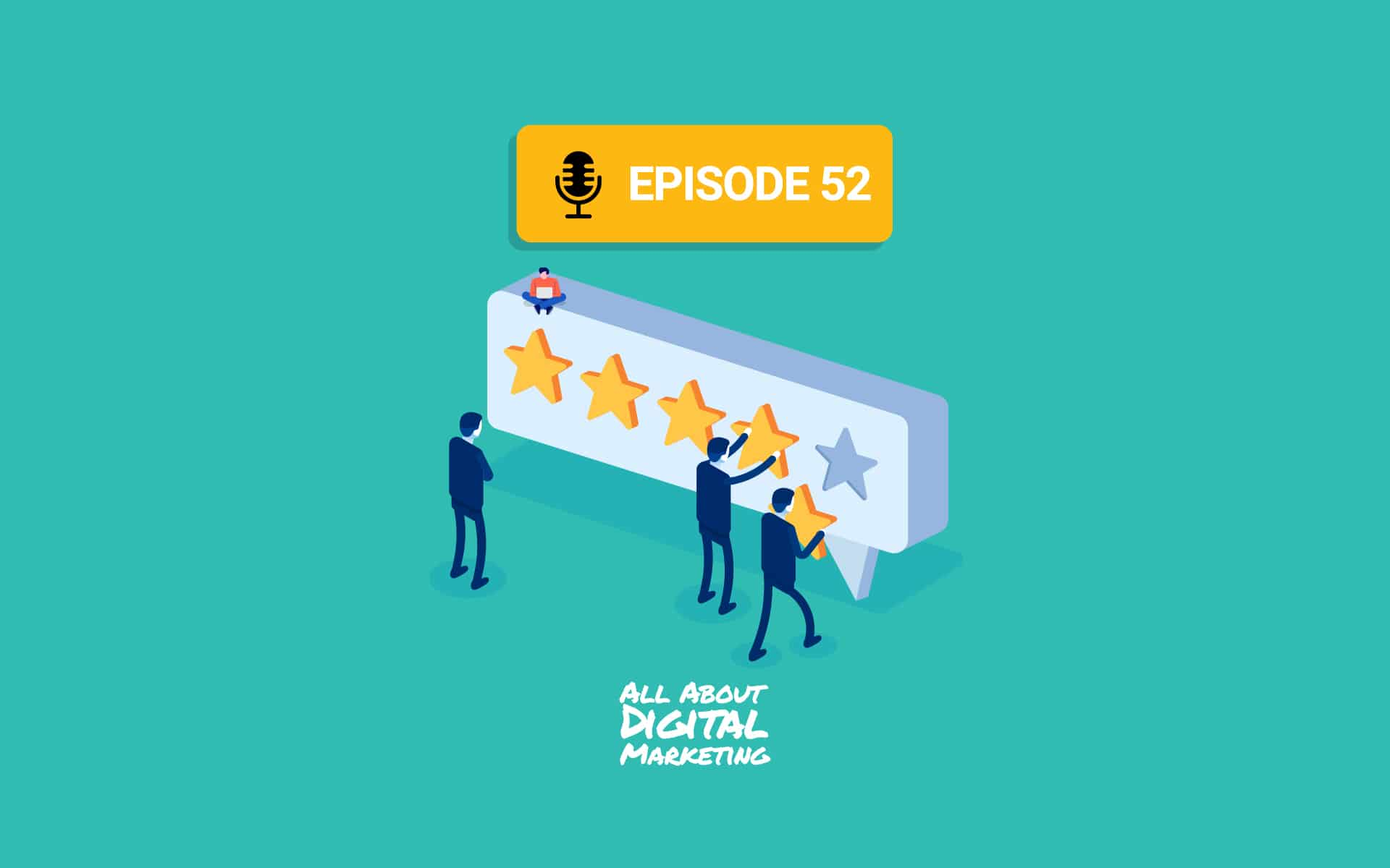 Ep.52 – User Generated Content with Lorraine Ball
