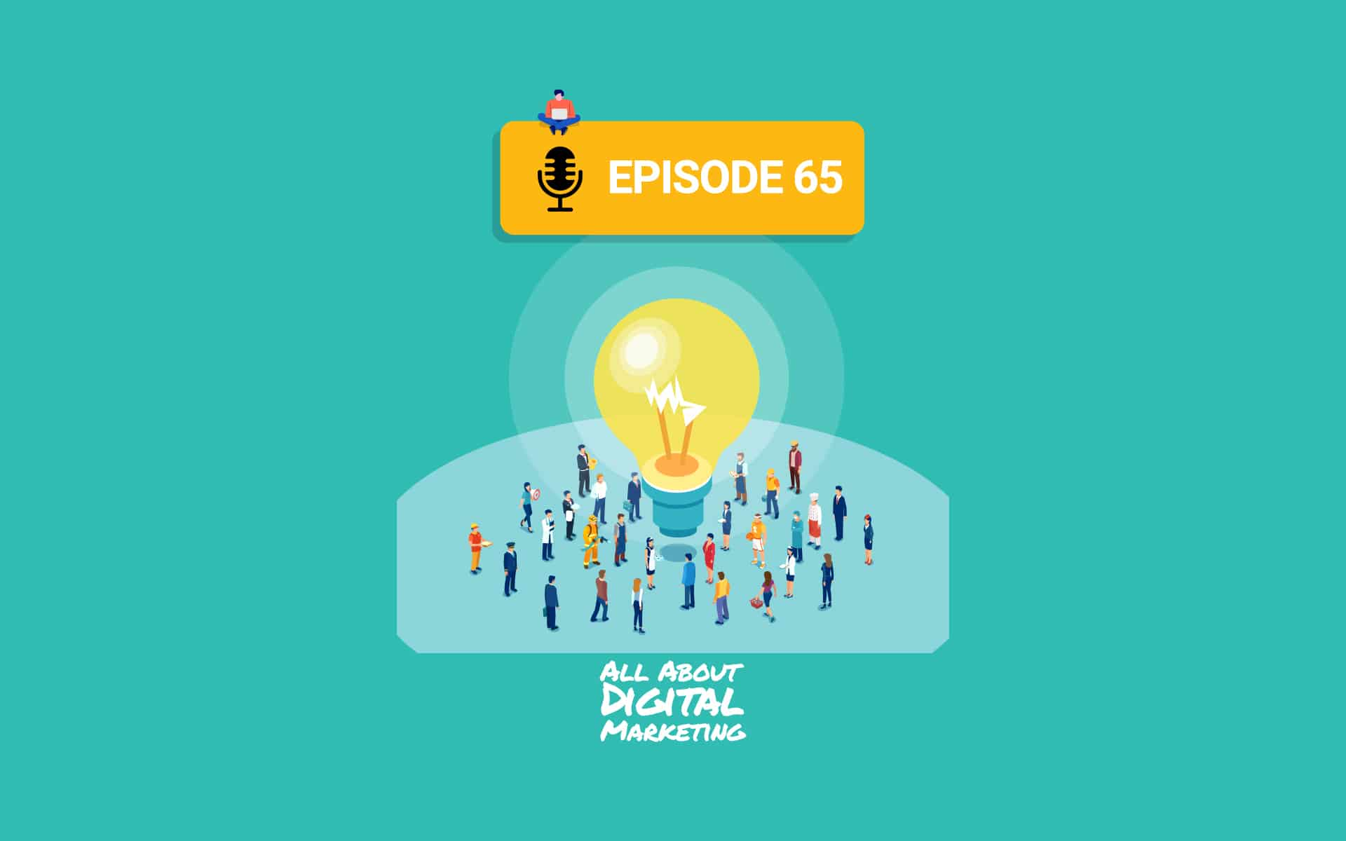 Ep.65 – Training Your Creativity Muscle