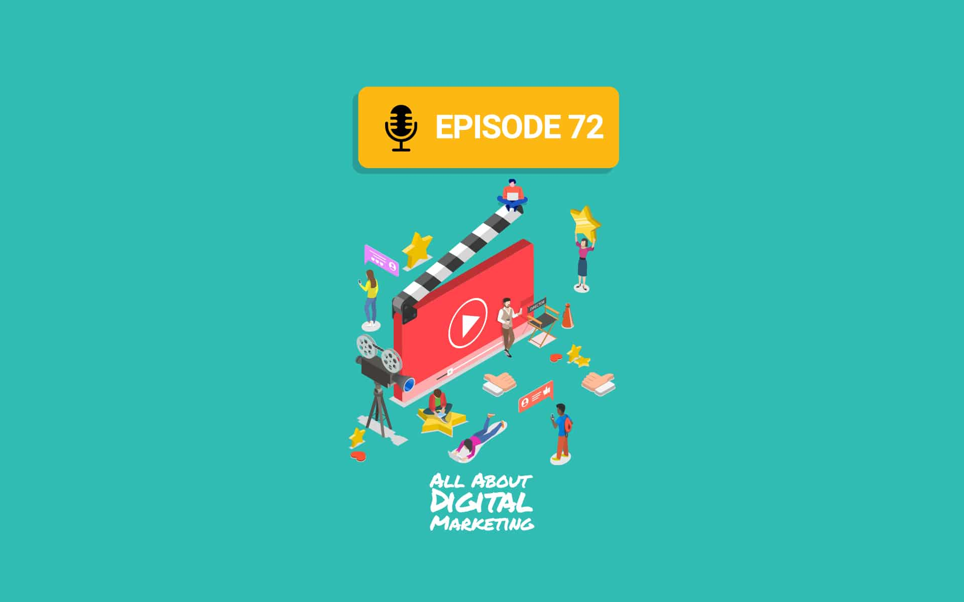 Ep.72 – Video Content Marketing With Marcus Johnson