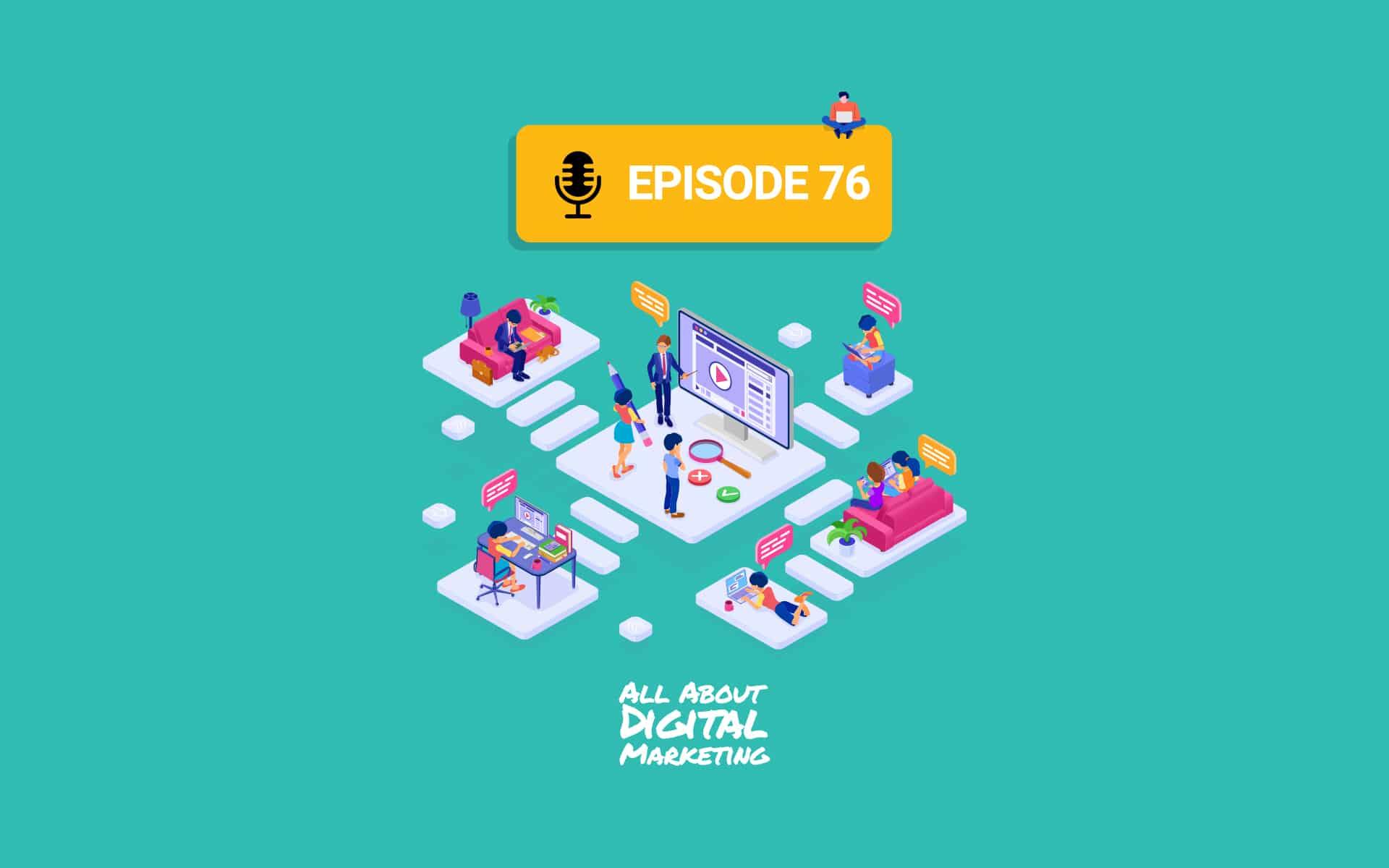 Ep.76 – Influencers, Creativity & Remote Working With Dave Schneider