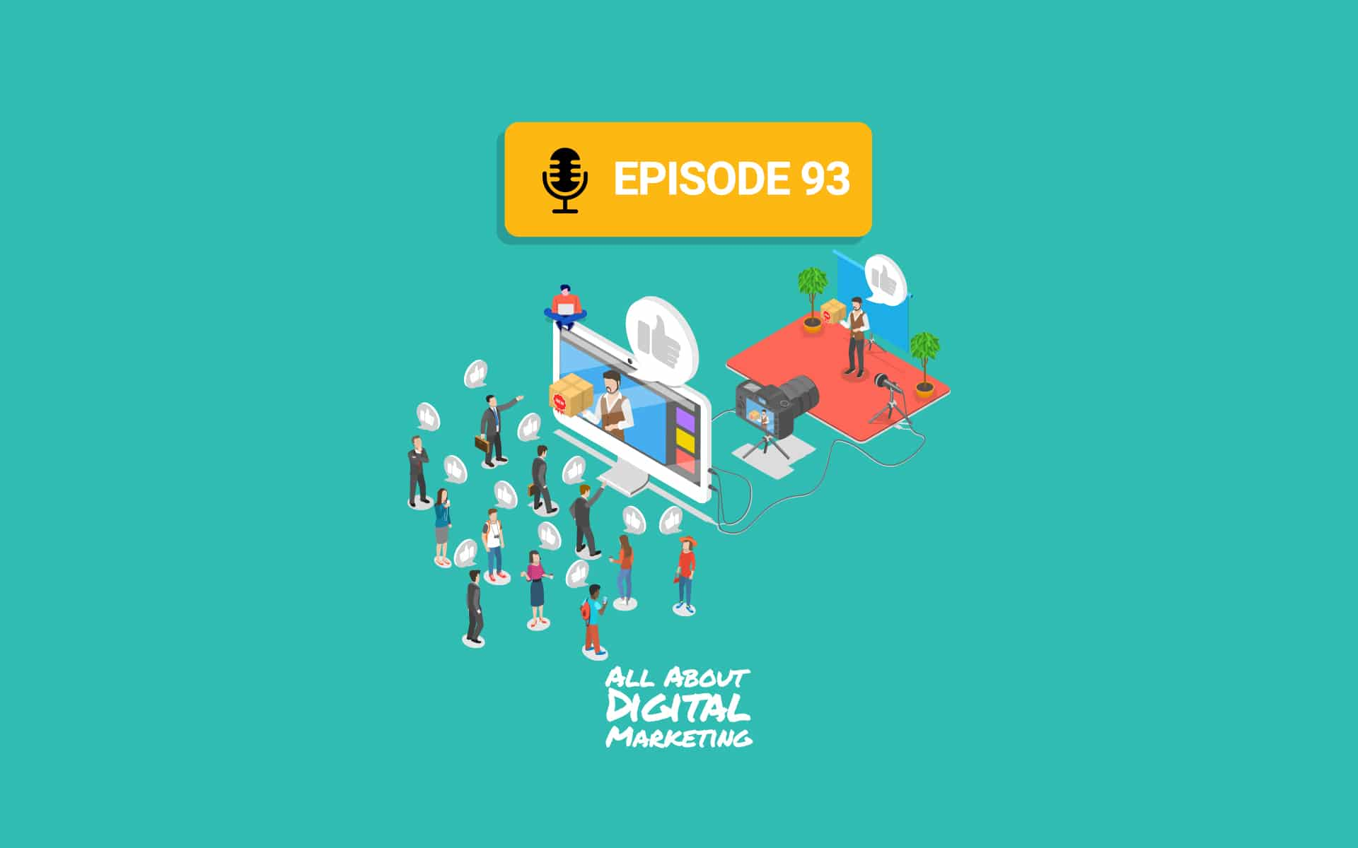 Ep.93 – Creating Content For YOUR Audience