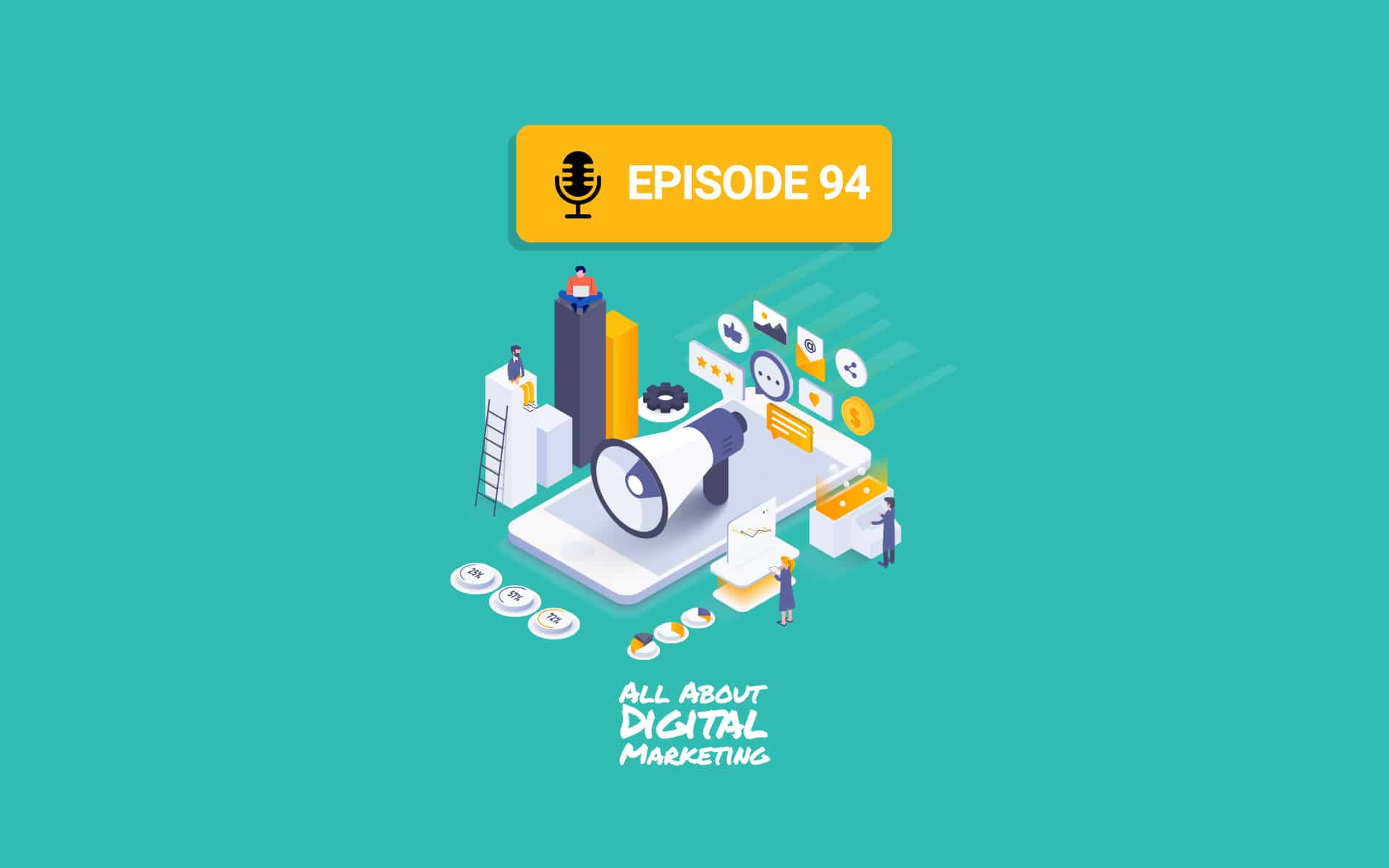 Ep.94 – Digital Marketing For Small Businesses With Barney Durrant