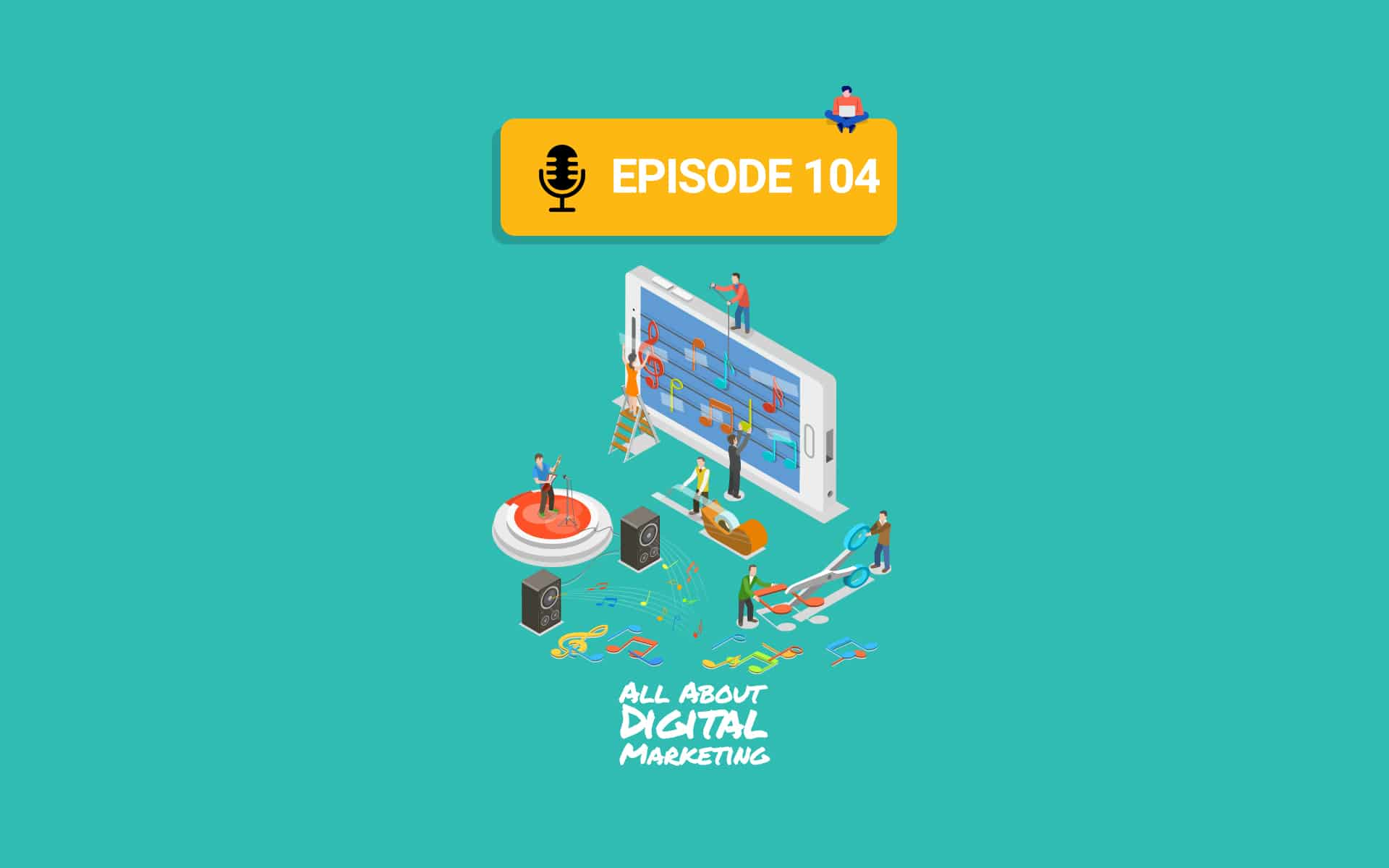 Ep.104 – Podcasting & Creating Content With Michael Greenberg