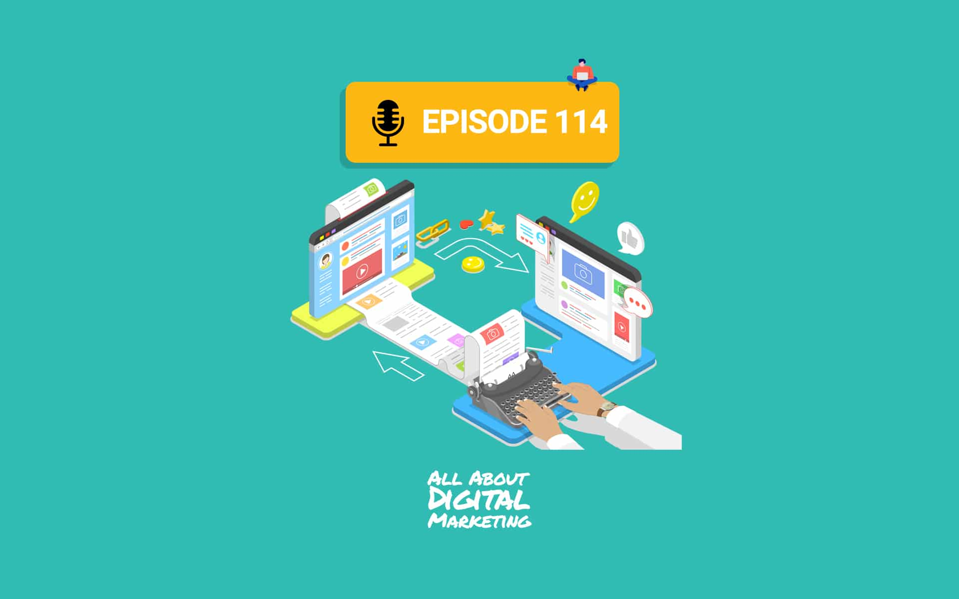 Ep.114 – Digital PR & Getting Out There With Victoria Kennedy