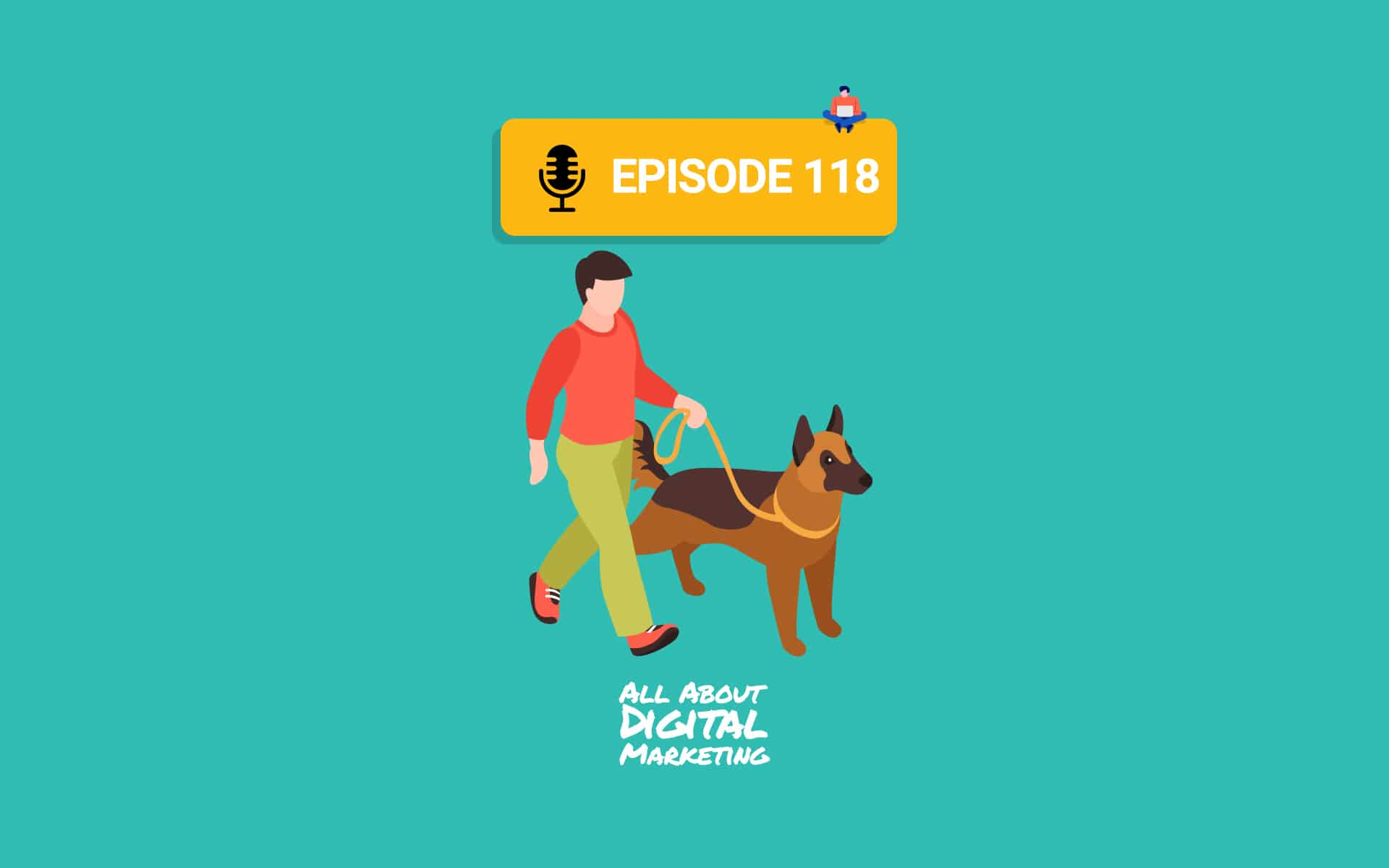 Ep.118 – Digital Marketing For Dog Trainers With Louie Torres