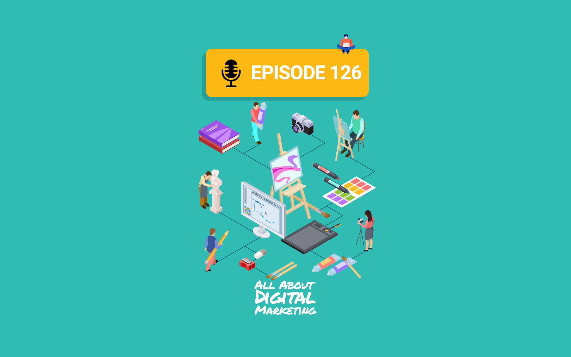 Ep.126 – 5 Ideas For Social Media Graphics Posts